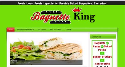 Baguette King
