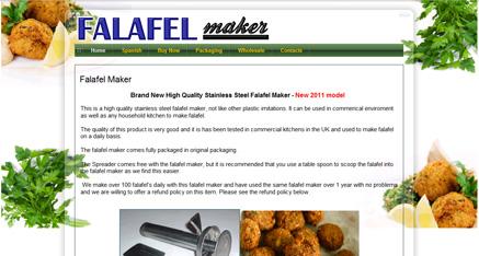 Falafel Maker
