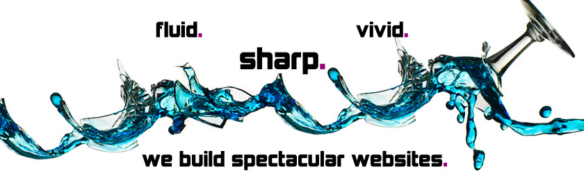 Fluid-Sharp-Vivid