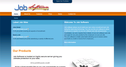 Job Software