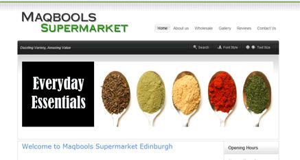 Maqbools Supermarket